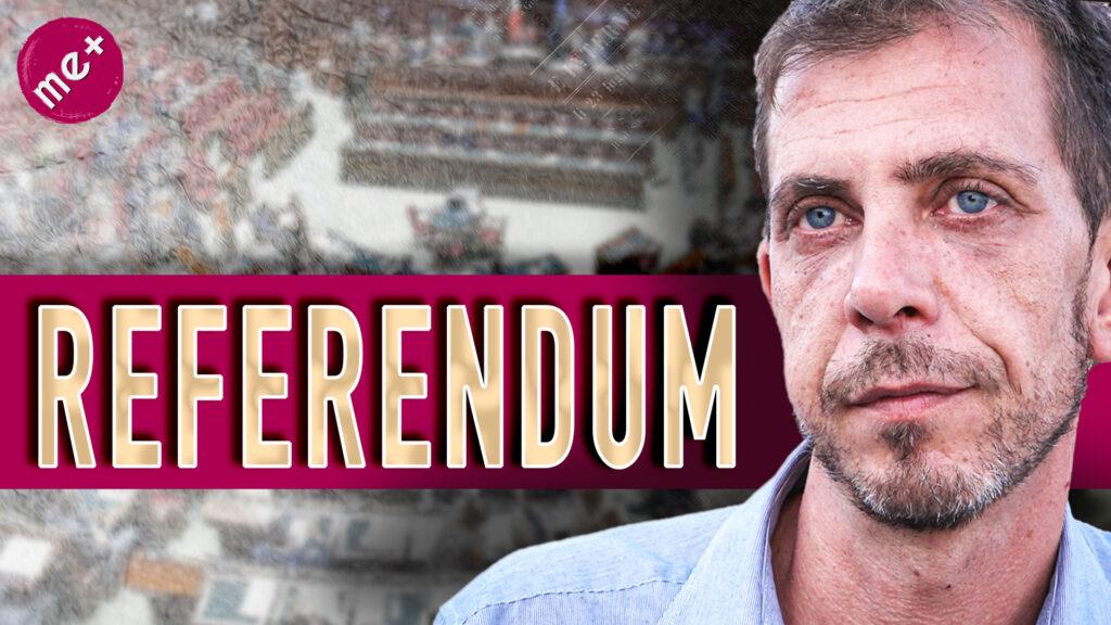 Referendum e regionali: Italia al voto. Eugenio Miccoli intervista Arnaldo Vitangeli.
