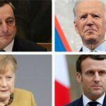 G7 PRIMO VERTICE per BIDEN e DRAGHI. Focus su: VACCINAZIONE GLOBALE di MASSA e RECOVERY PLAN, i comandamenti della RESILIENZA!
