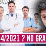 Spettabile Redazione, siamo un gruppo di sanitari toscani che si oppongono al DL 44/2021
